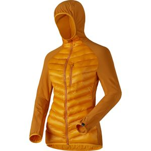 Dynafit Traverse Hybrid Primaloft Hooded Jacket - Women's