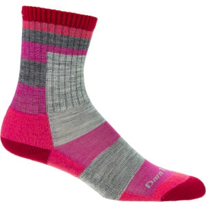 Darn Tough Light Hiker Aztec Micro Crew Socks - Women's
