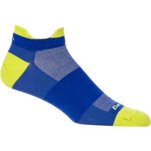 Darn Tough True Seamless No-Show Tab Ultra-Light Running Socks