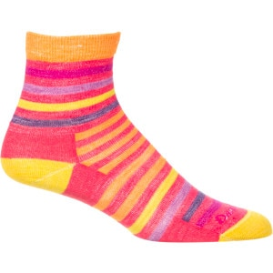 Darn Tough Big Stripe Shorty Light Sock - Women's