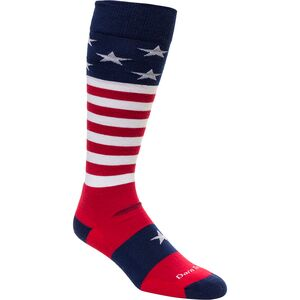 Darn Tough Merino Wool Captain America Cushion Ski Socks