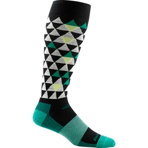 Darn Tough Merino Wool Pinnacle Cushion Socks - Men's