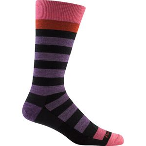 Darn Tough Merino Wool Warlock Crew Light Socks