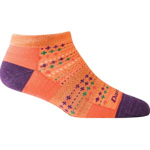 Darn Tough Farmers Market No Show Light Socks - Women's