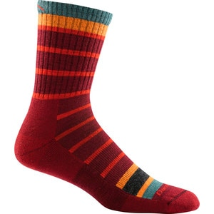 Darn Tough Via Ferrata Micro Crew Cushion Socks - Men's