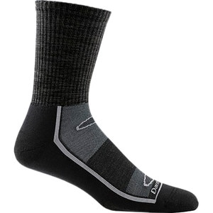 Darn Tough Gym Light Cushion Solid Crew Socks - Men's