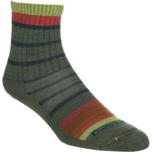 Darn Tough Merino Wool Via Ferrata Jr. Light Cushion Micro Crew Socks - Boys'