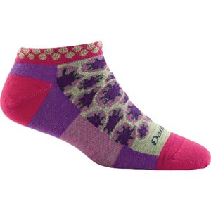 Darn Tough Waterlily No Show Light Sock - Women's