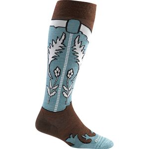 Darn Tough Annie Oakley Light Knee High Socks - Women's