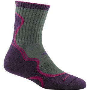 Darn Tough Merino Wool Light Cushion Micro Crew Socks - Women's