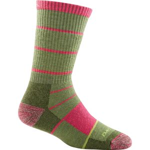 Darn Tough Summit Stripe Full Cushion Boot Sock - Women's