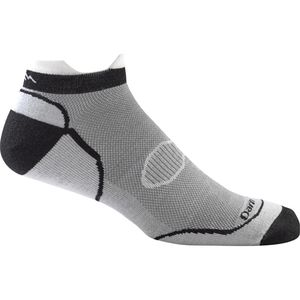 Darn Tough Double Cross Light Cushion No Show Tab Socks - Men's