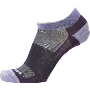 Darn Tough Merino Wool True Seamless No-Show Mesh Running Sock - Women's