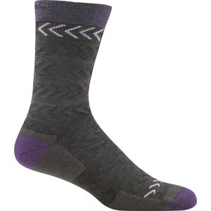 Darn Tough Chevrons Light Cushion Crew Socks - Men's