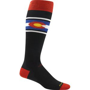 Darn Tough Colorado Cushion Over-The-Calf Socks - Men's