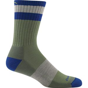 Darn Tough Haselton Hiker Light Cushion Micro Crew Socks - Men's