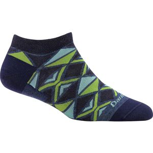 Darn Tough El Sarape No Show Light Sock - Women's