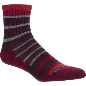 Darn Tough Via Ferrata Jr Micro Crew Light Cushion Hiking Sock - Boys'