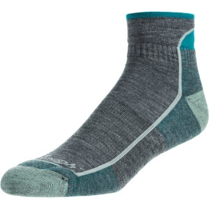 Darn Tough 1/4 Crew Cushion Merino Wool Hiking Sock - Women's