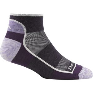 Darn Tough Merino Wool True Seamless 1/4 Mesh  Running Sock - Women's