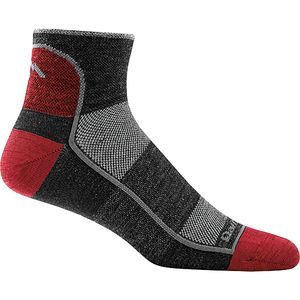 Darn Tough Merino Wool Mesh 1/4 Running Sock