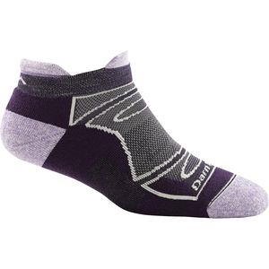 Darn Tough True Seamless No Show Light Cushion Running Sock - Women's