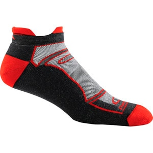 Darn Tough True Seamless No-Show Light Cushion Running Sock - Men's