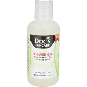 Doc's Skin Care Doc's Natural Shower Gel