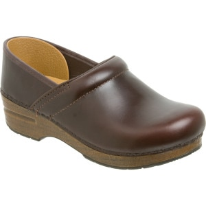 Dansko Professional Oiled Full Grain Clog - Women's