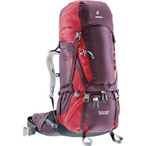 Deuter Aircontact 60 + 10 SL Backpack - Women's - 3660cu in
