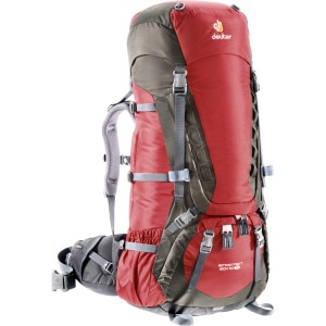 Deuter Aircontact 60 +10 SL Backpack - Women's - 3660cu in