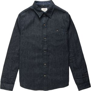 Deus Ex Machina Workwear Denim Shirt - Long-Sleeve - Men's