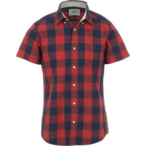 Deus Ex Machina Albie Gingham Shirt - Short-Sleeve - Men's