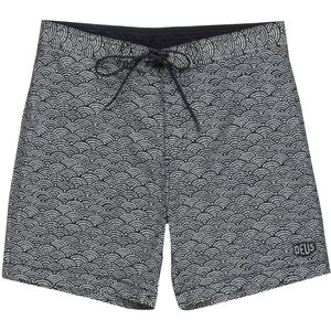 Deus Ex Machina Tugu Nihon Wave Board Short - Men's