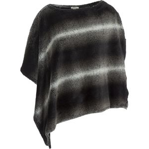 Dylan Side Button Poncho - Women's