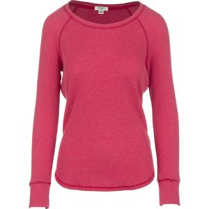 Dylan Coverstitch Raglan - Long-Sleeve - Women's