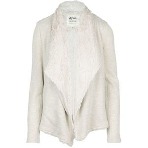 Dylan Luxe Fleece Drape Jacket - Women's