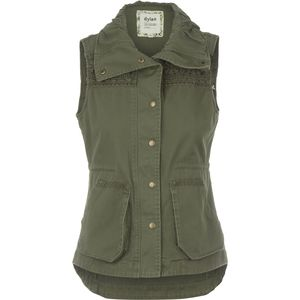 Dylan Echo Canyon Pocket Cargo Vest - Women's