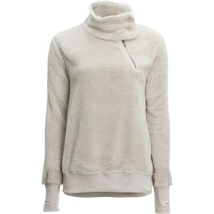 Dylan Zip Mock Sweater - Women's