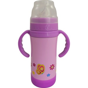 Eco Vessel The Insulated Sippy Bottle - Kids' - 10oz
