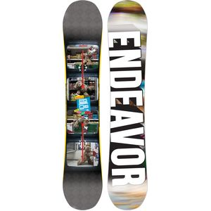 Endeavor Snowboards Color Series Snowboard