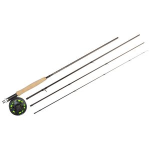 Echo Echo Solo Outfit Fly Rod Package - 4-Piece