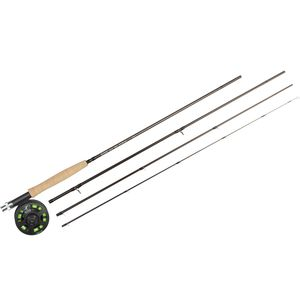 Echo Solo Outfit Fly Rod Package - 4-Piece