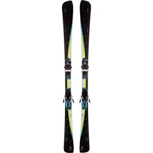 Elan Speed Magic Power Shift Ski with ELW 11.0 Shift Binding - Women's