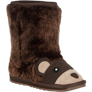 EMU Little Creatures Brown Bear Boot - Kids'
