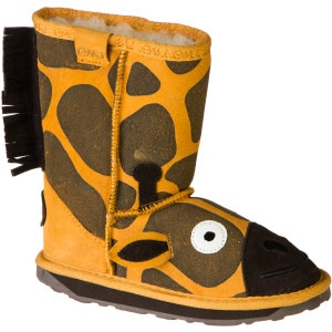 EMU Little Creatures Giraffe Boot - Boys'