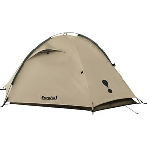 Eureka Down Range Solo Tent: 1-Person 3-Season