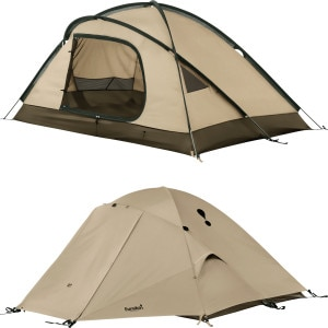 Eureka Down Range 2 Tent: 2-Person 3-Season