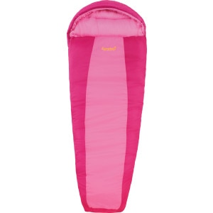 Eureka Lady Bug Sleeping Bag: 30 Degree Synthetic - Girls'