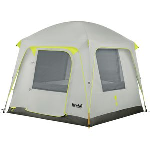Eureka Jade Canyon 4 Tent: 4-Person 3-Season